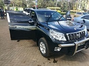 Nairobi Airport Car Hire-Suv Toyota Prado, Rental  4WD